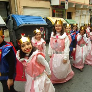 Àlbum de la Rua de Carnaval 2017