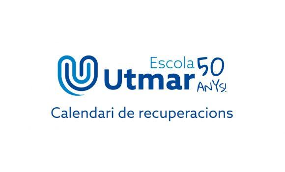 Calendari de recuperacions ESO
