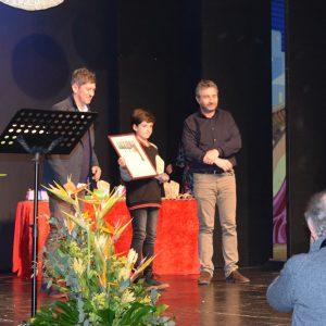Lliurament de premis del 21è Certamen Poètic Andreu Trias