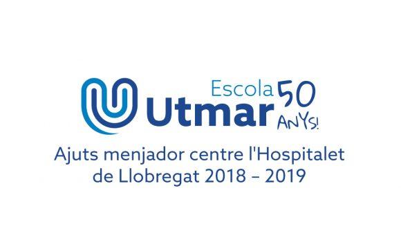 Ajuts menjador centre d'Hospitalet de Llobregat 2018 – 2019