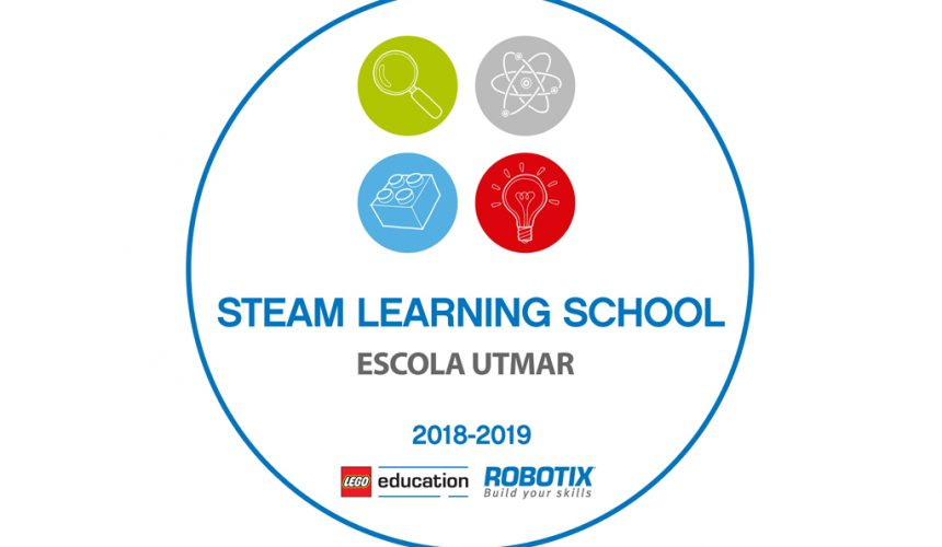 Certificació de STEAM Learning School