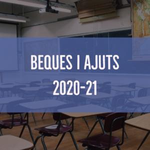 Beques i ajuts Esplugues 2020-21