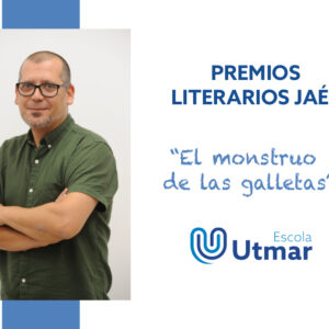 """El Sandro Luna gualardonat als """"Premios Literarios Jaén"""""""