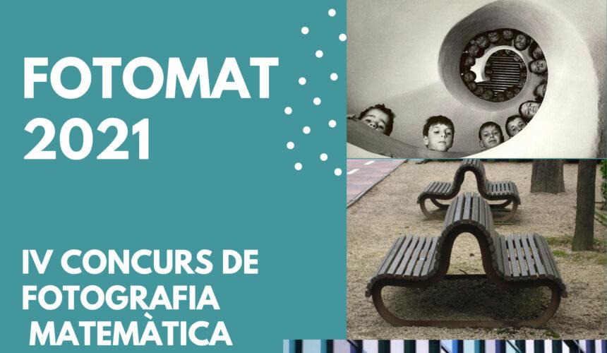 4a edició FOTOMAT (Concurs Fotografia Matemàtica)