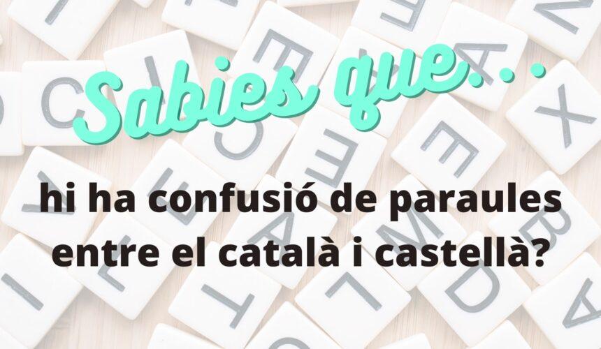 Sabies que aquestes paraules en català no es diuen així?